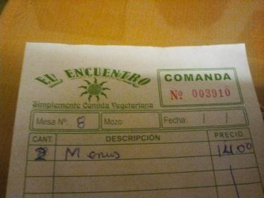 Record de dinar a Cuzco, 12 Soles = 4 Euros entre els dos
