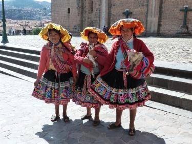 Després de 13h de bus ens plantem a Cusco
