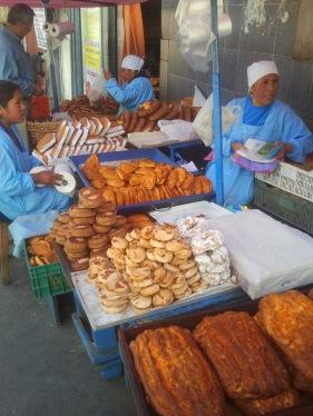Forn de pa al mig del carrer