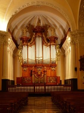 Òrga de la catedral