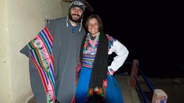 Vestits tradicionals pel ball de nit del poble