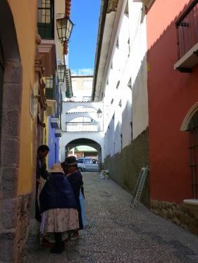 La bonica Calle Jaén