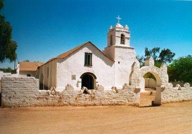 Església de San Pedro de Atacama