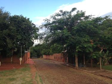 Carrers de Puerto Iguazú