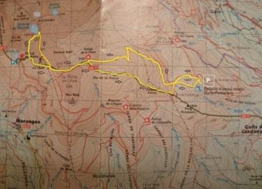 Trekking des de l'estació de Guils fins a l'Estany de Malniu