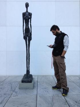 Comunicació al MOMA