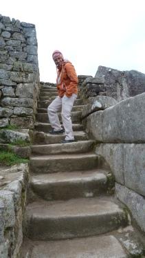 Més escales? és una broma oi?