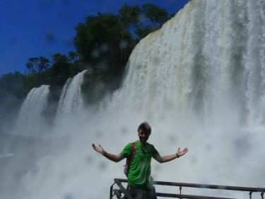 Dins de les cascades