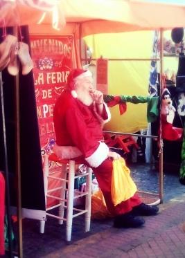 Com dèiem... molt esperit nadalenc no hi ha...