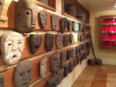Al Museu Mapuche