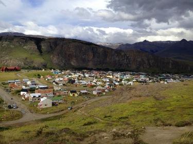 El Chaltén des dels cims