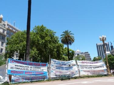 La Plaza de Mayo