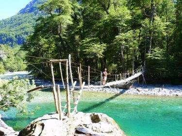 El rio Azul