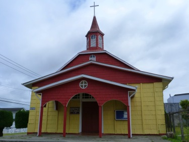 Església a Ancud