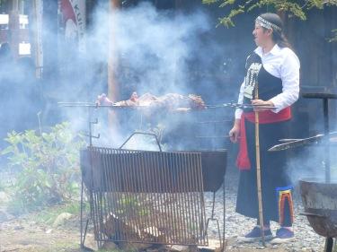 Al poblat Mapuche
