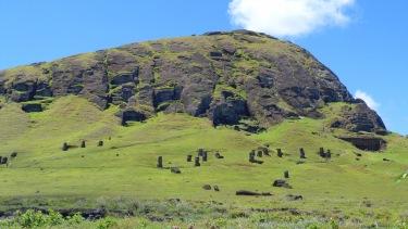 Volcà Rano Raraku