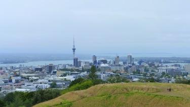 Skyline d'Auckland