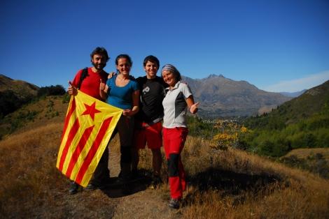 Trobada catalana amb el Joan i l'Èlia!