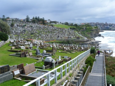 Cementiri davant el mar