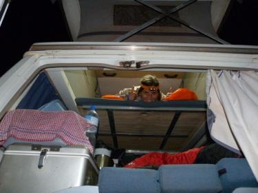 Dins del cotxe