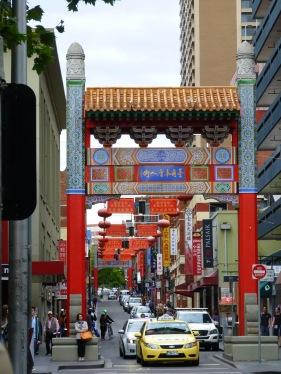 Pel barri xinès