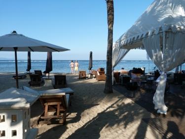Hotels de luxe a peu de platja