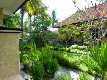 El nostre hotel a Nusa Lembongan