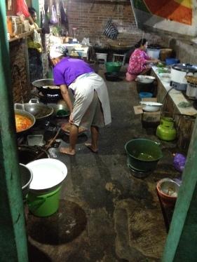 La cuina del warung