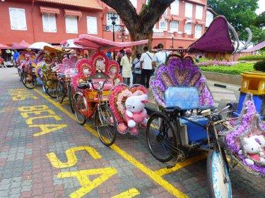 Super rickshaws