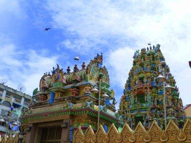 Temple hindú Kali