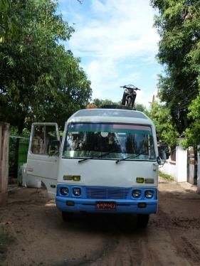El nostre transport, un d'ells