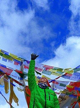 Tocant el cel amb la mà